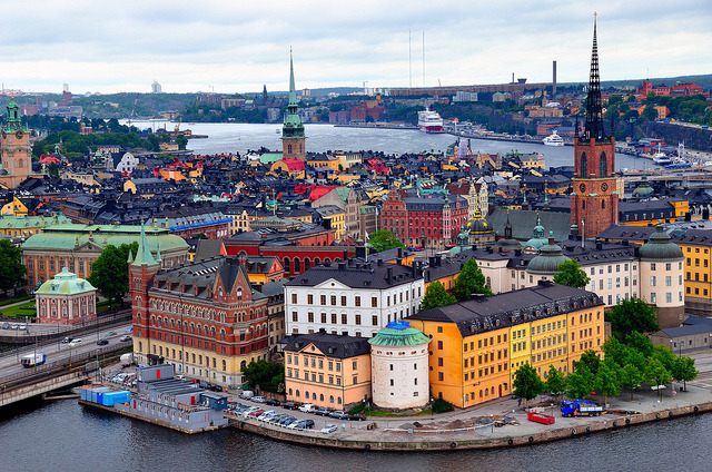 Stockholm is the capital and the largest city of Sweden and constitutes the most populated urban area in Scandinavia.