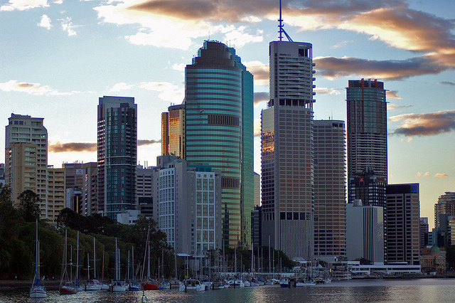 Brisbane - the capital and most populous city in the Australian state of Queensland and the third most populous city in Australia.