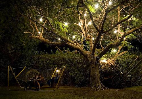 Romantic Evening, Provence, France