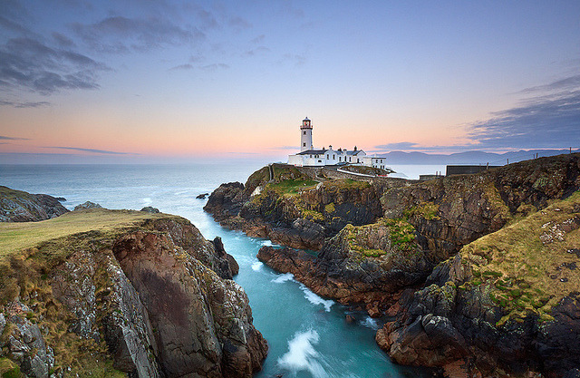 by Klarens on Flickr.Fanad Head Lighthouse - Co.Donegal - Ireland.