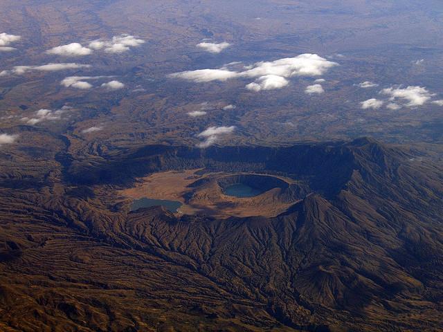 by Alf Gillman on Flickr.Deriba Caldera - a 5km diameter volcanic caldera in Western Sudan.