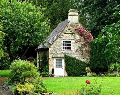 Garden Cottage, Devon, England