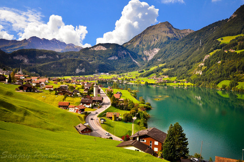 The Alps, Grindelwald, Switzerland