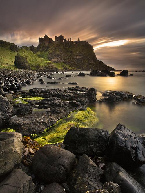 Ancient, Dunluce Castle, Northern Ireland