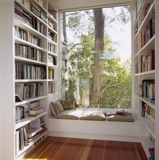 Reading Alcove, San Diego, California