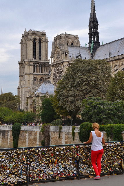 Parisien Girl by eaglelam89 on Flickr.