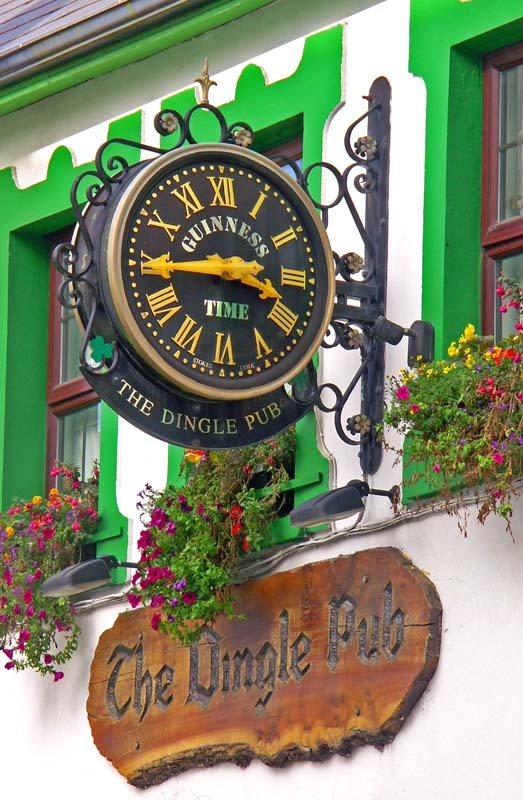 The Dingle Pub, Co. Kerry, Ireland