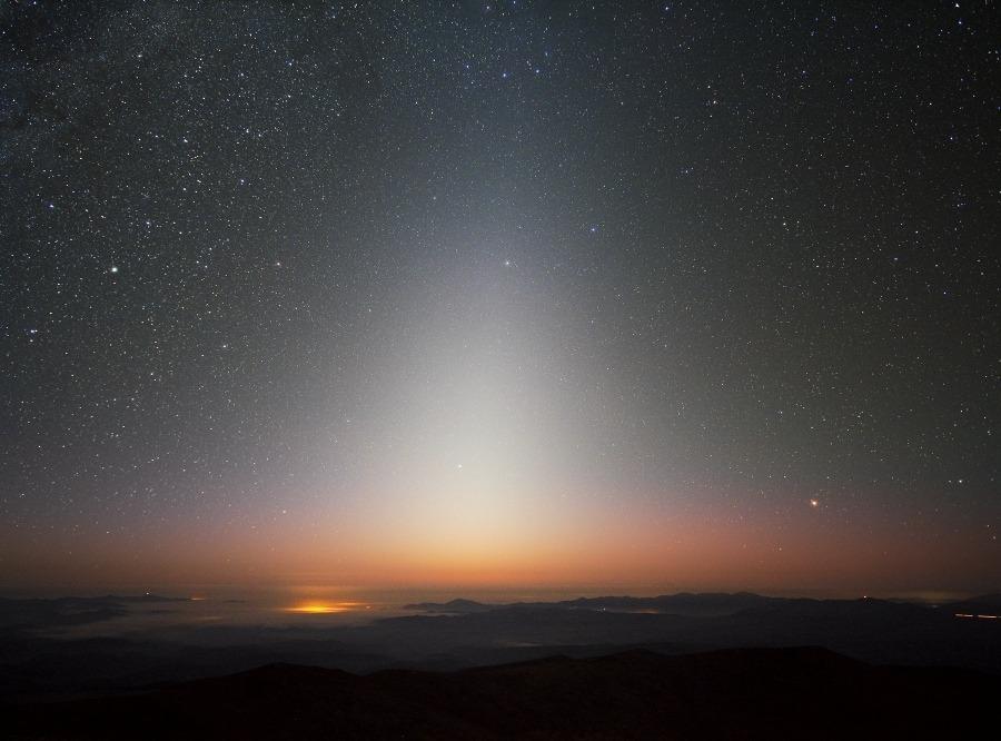 La Silla Observatory, Chile