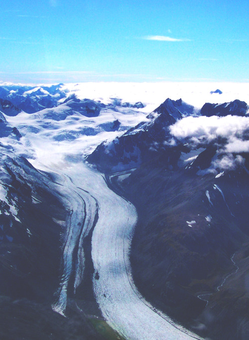 Tasman Glacier, New Zealand