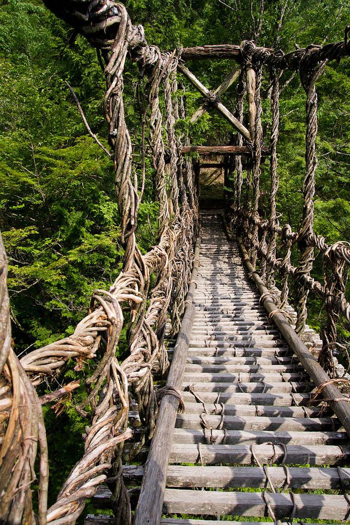 Iya Valley, Shikoku Island