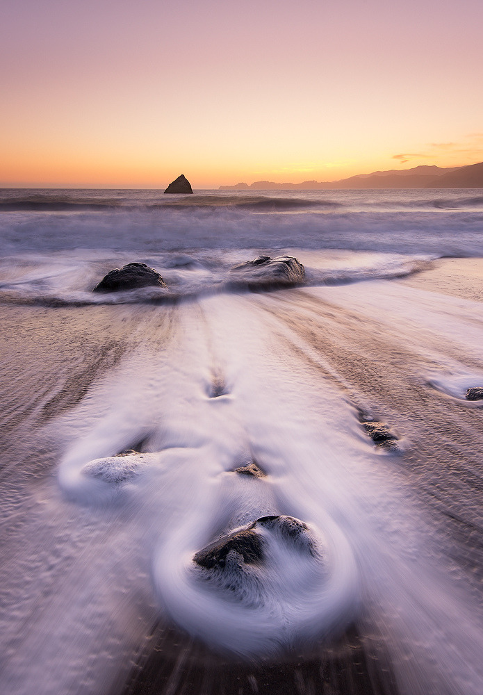 Marshall Beach, California