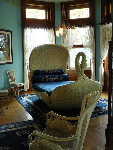Maymont-Dooley Mansion in Richmond / Virginia