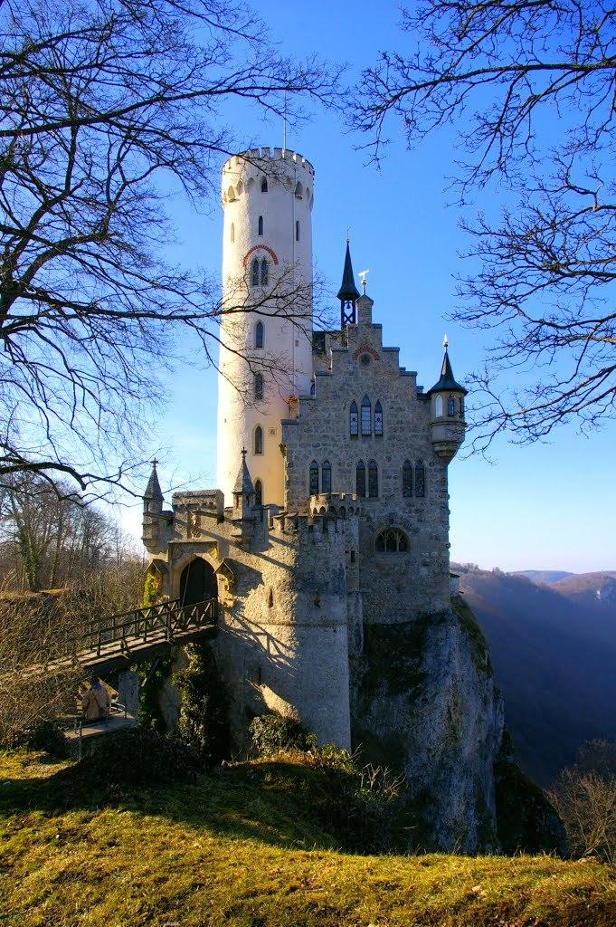 """""""Schloss Lichtenstein / Germany ."""""""