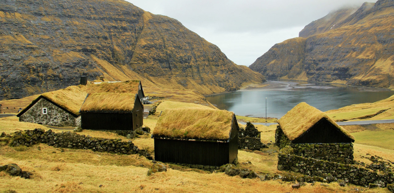 Out of time and out of place, Saksun / Faroe Islands